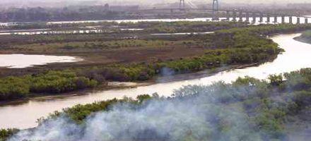 Otra vez el humo y las cenizas sobre el cielo de Rosario