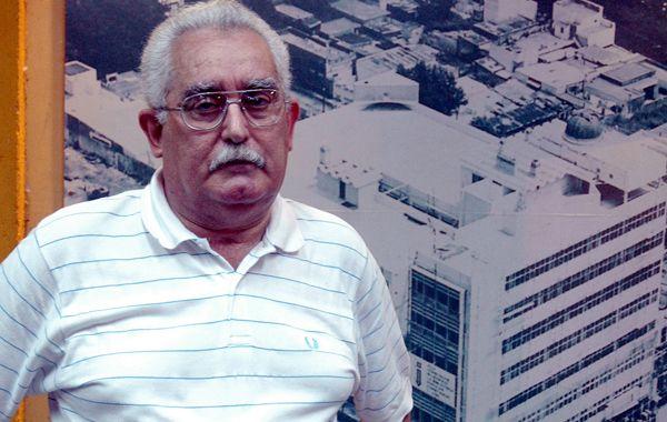 Frutos era vicepresidente de la institución de Tablada en la actualidad