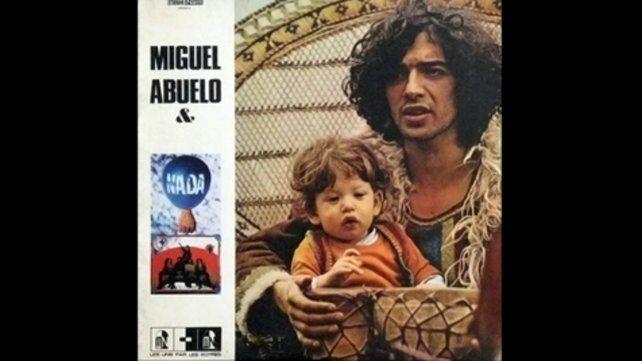 Editan un disco de culto de Miguel Abuelo