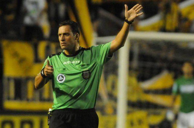 Rapallini, el árbitro designado para Central-Boca