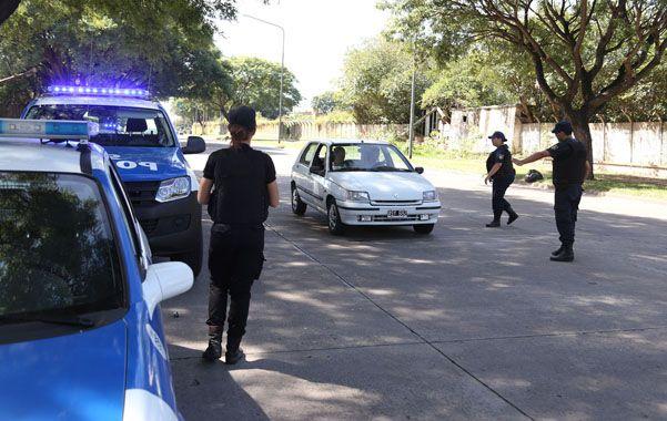 control. El operativo incluyó pedido de documentación en las calles y 13 allanamientos en sólo cinco días.