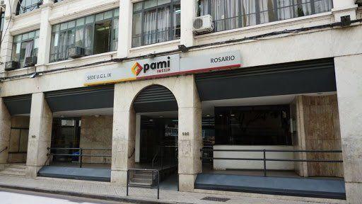 Alas autoridades de Pami