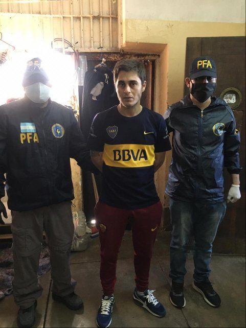 Mauro Nahuel Novelino está actualmente preso en una cárcel salteña.