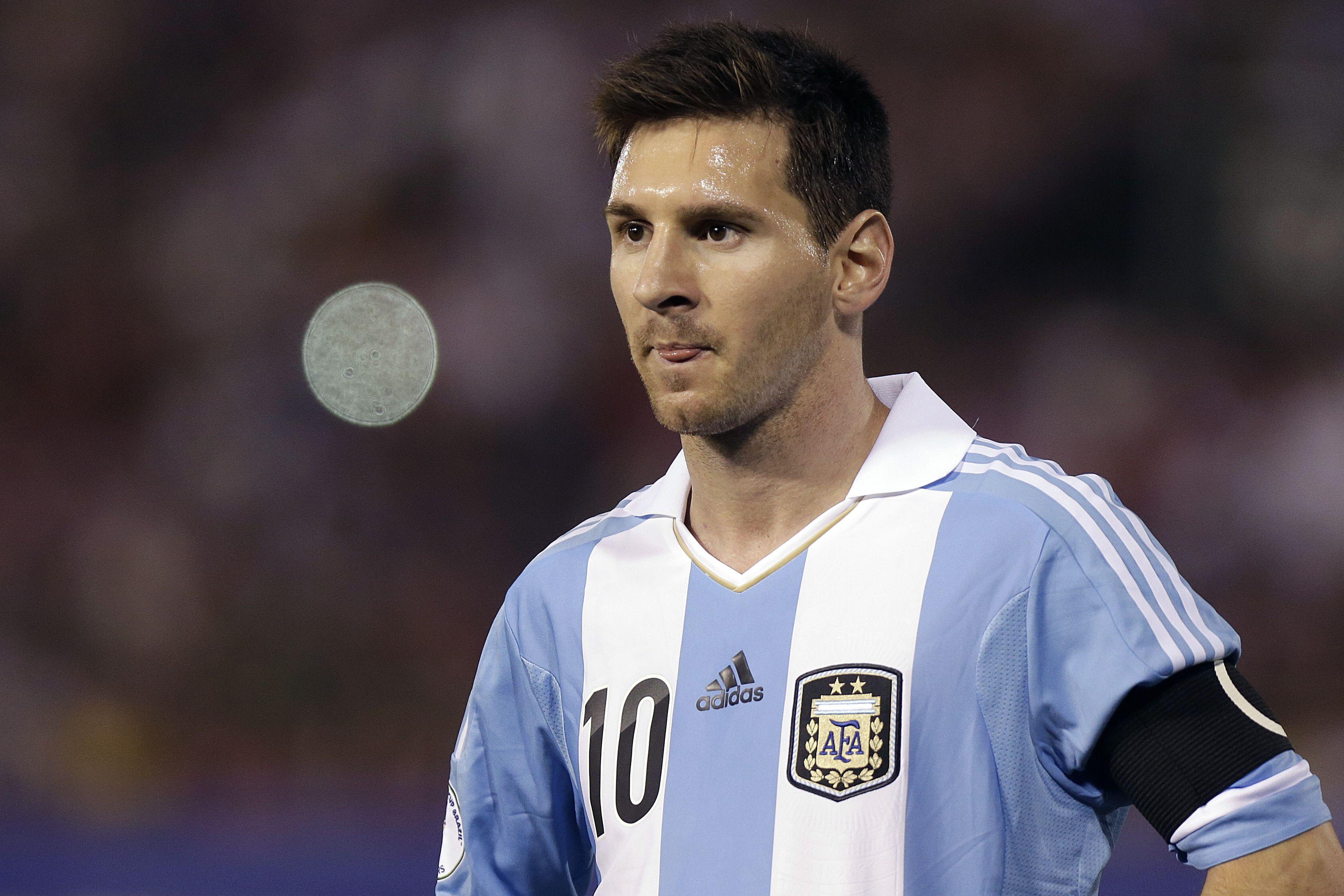 """""""Poco a poco espero llegar al punto máximo y seguir jugando a un nivel alto durante todo camino hasta el  Mundial"""