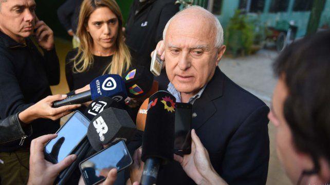 Lifschitz criticó a Bullrich y dijo que hay que trabajar con prudencia y responsabilidad