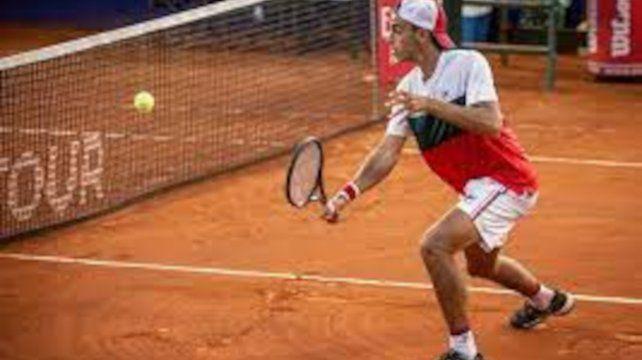 Fran Cerúndolo jugará en octavos ante el italiano Lorenzo Giustino.