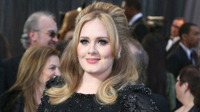 Adele anunció nuevo disco en septiembre