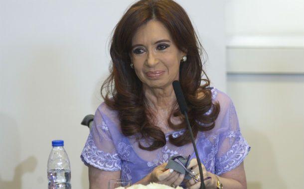 Cristina anunció un aumento de jubilaciones de 18,26 por ciento para marzo
