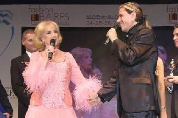 Roberto Piazza durísimo con Mirtha Legrand