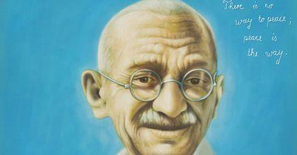 La obra de Mahatma Gandhi se hará pública 60 años después de su muerte