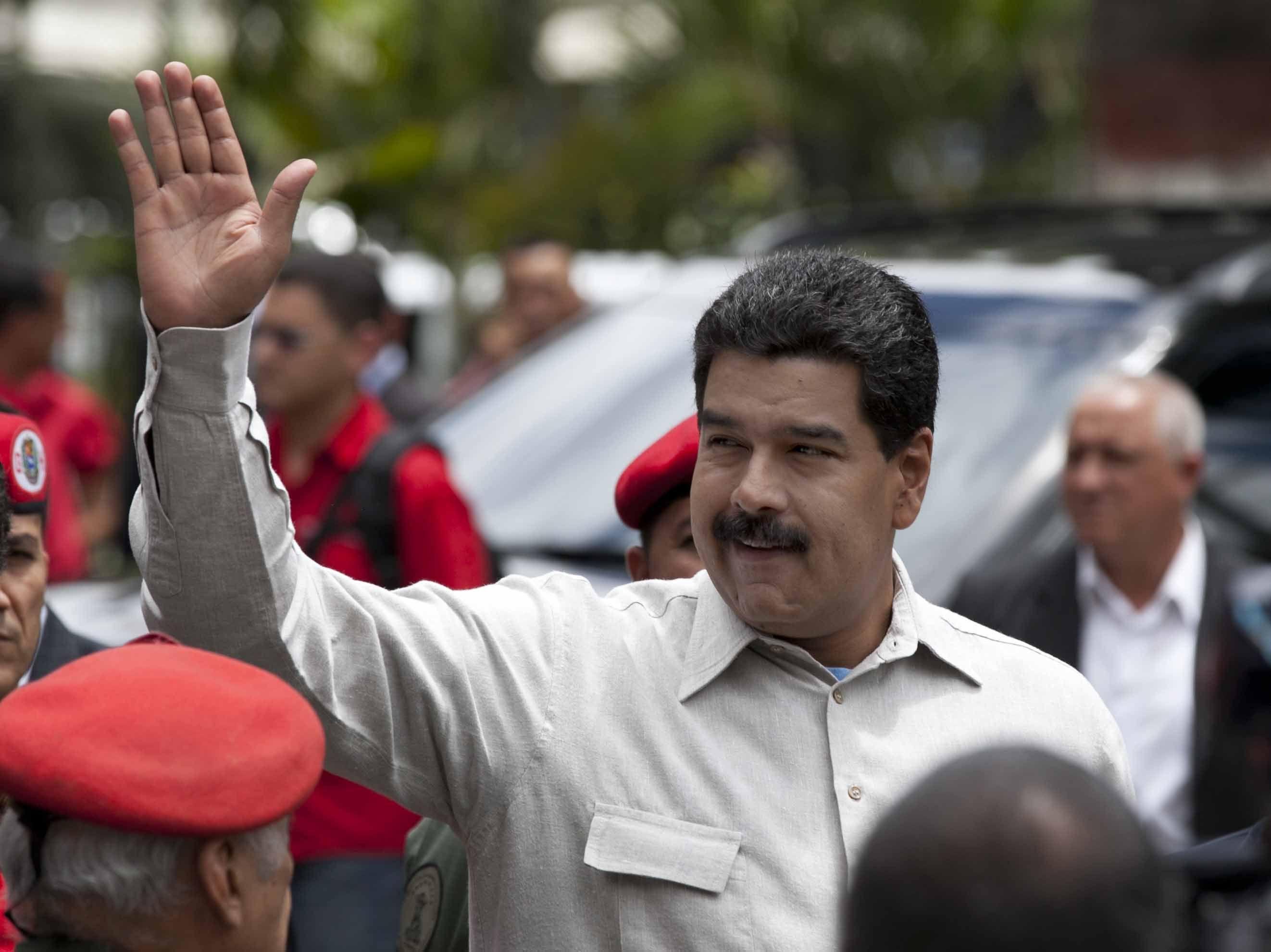 Insólita medida. Maduro dijo que creó el viceministerio en honor del fallecido Hugo Chávez y Simón Bolívar.