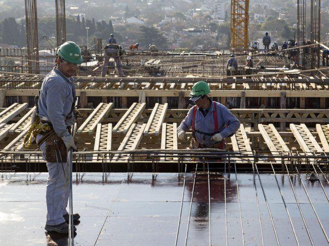 La industria y la construcción volvieron a ratificar sus recuperaciones