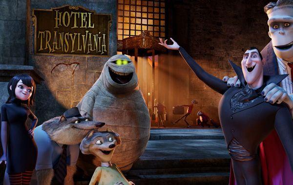 El Hotel Transylvania
