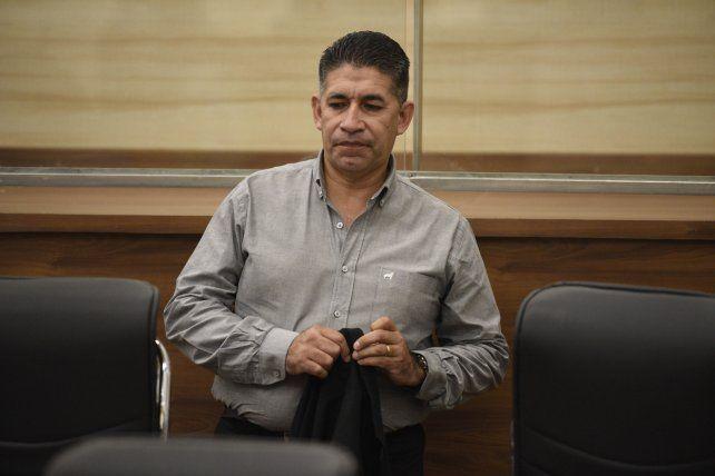 El ex concejal Eduardo Trasante