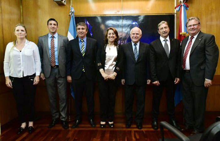 Las declaraciones surgieron en el marco de la presentación del nuevo directorio de la Empresa Provincial de Energía (EPE) encabezado por Raúl Stival.
