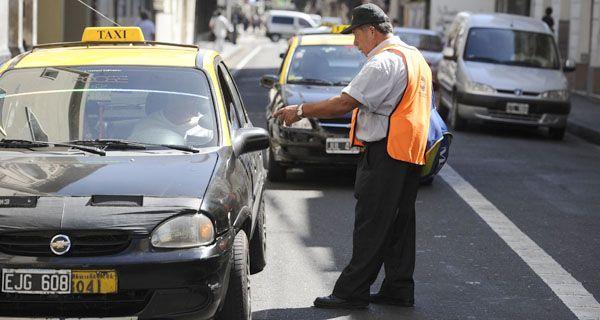 Se realizaron 20 multas por no respetar los carriles exclusivos