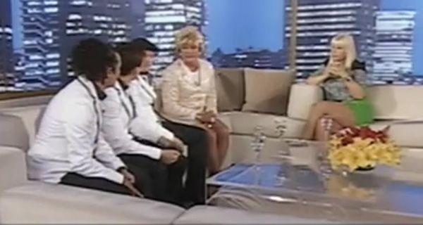 ¿Con qué artistas cordobeses bailó cuarteto Susana?