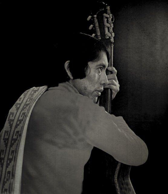 """Daniel Toro, en los tiempos en que se hizo popular con temas como """"Zamba para olvidarte"""" y """"Cuando tenga la tierra""""."""