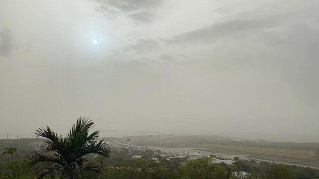 Centroamérica se prepara para una tormenta de polvo que llega desde Sahara