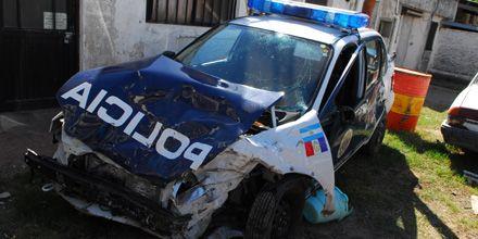 San Lorenzo: dos ladrones robaron 50 mil pesos de un taller de montaje