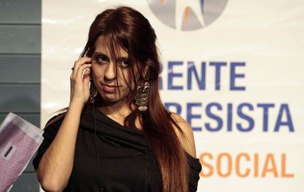 La diputada por Libres del Sur reconoció algunos conceptos del discurso de Macri.
