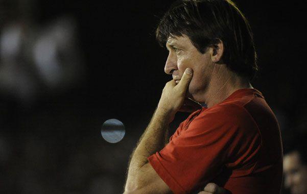 26 partidos lleva el Loco Berti como conductor de Newell's