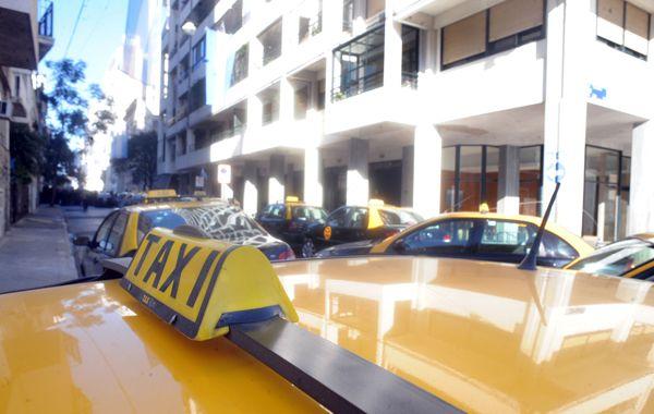 Los taxistas no descartan realizar una medida de fuerza.