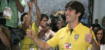El brasieño Kaká llegó virgen al matrimonio y dijo que es un gran ejemplo