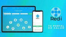 Red-i es la única plataforma digital que conecta a todos los agentes del sistema de salud en un mismo lugar.