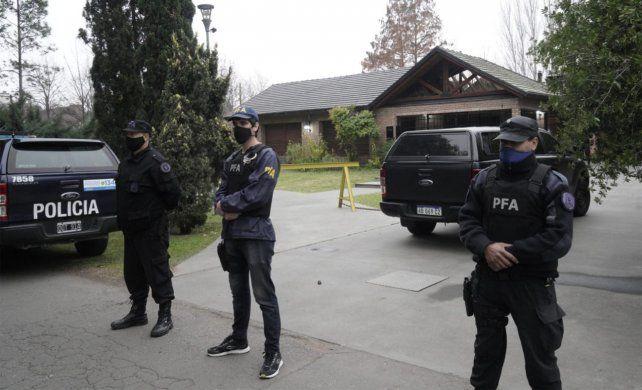 La Policía Federal allanó la casa de Fisherton de Mario Segovia, el rey de la Efedrina