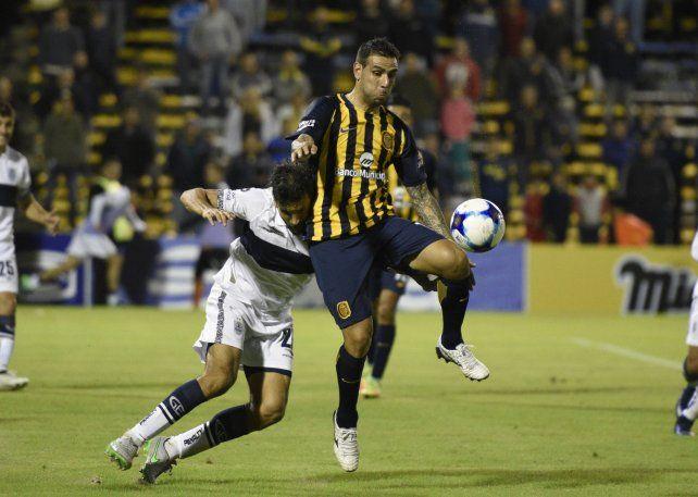 El Chaqueño Herrera irá desde el arranque.