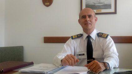 Roberto Ramírez y su historia en la Armada.