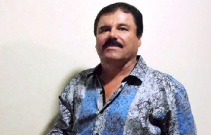 El Chapo Guzmán no sólo vende droga, también marca tendencia en la moda