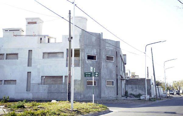 Una gran casa. En pasaje Caviglio y Saavedra