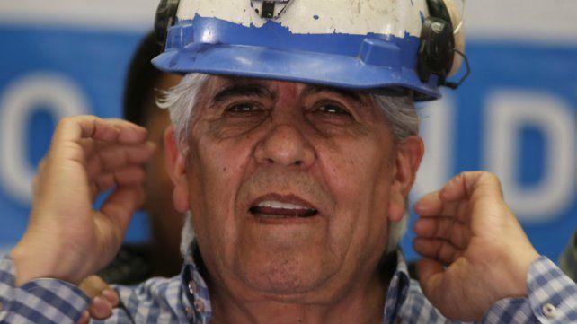 Manos a la obra. Moyano apura el recambio en la cúpula cegetista.