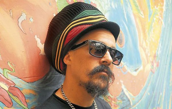El cantante sufrió un robo en su casa de Maquinista Savio.