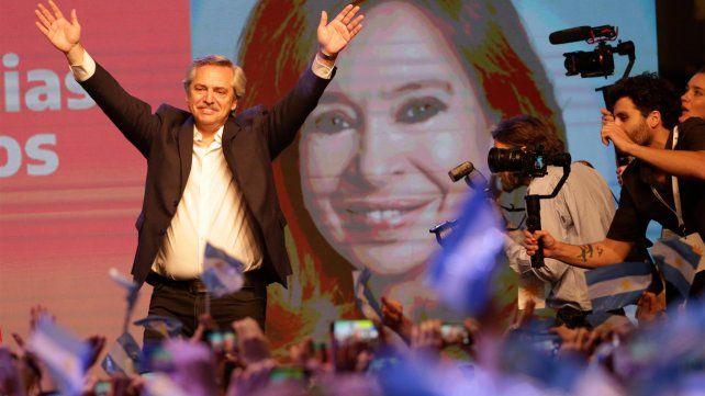Alberto Fernández ganó en primera vuelta y es presidente de la Nación