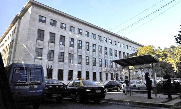 Justicia. Los familiares de los apresados estuvieron el martes en Tribunales.