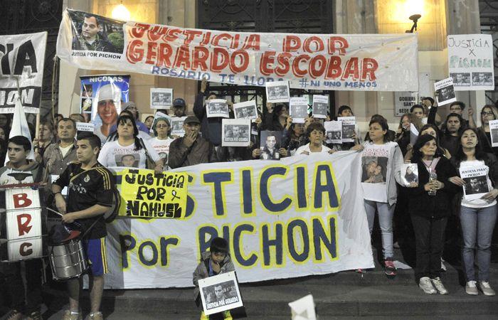 La familia de Gerardo Escobar apeló e insiste con el cambio de la causa al fuero federal
