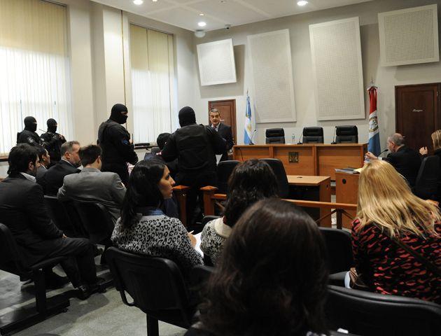 En Tribunales se firma el acuerdo para avanzar en un juicio abreviado para condenar a parte de Los Monos.