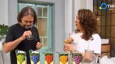 Cocineros Argentinos invitó a un sommelier a catar vino de tetra brik y estalló Twitter