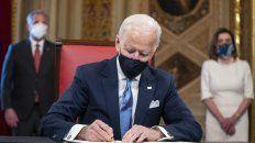 Biden ya empezó a incidir en el tema inmigratorio con decretos, pero para las reformas de fondo dependerá del Congreso.