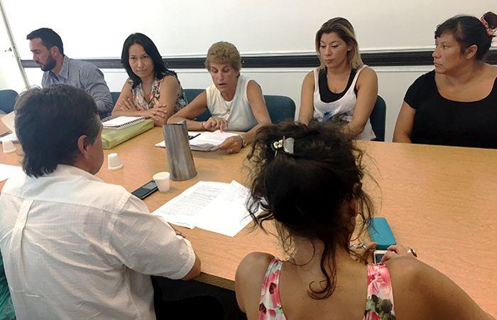 La comisión de Seguridad se reunió con la ONG Ampliando Derechos Rosario y con víctimas de la violencia de género.