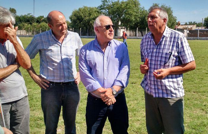 """El gobernador Lifschitz aseguró que """"la provincia va a estar junto a los municipios y las comunas"""