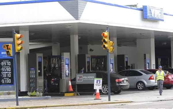 Hay estaciones en las que la carga de combustible ocasiona trastornos.