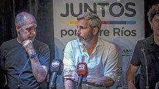 Larreta en Paraná respalda la lista de Juntos por el Cambio