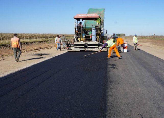 Ruta provincial 39. Los legisladores piden la pavimentación desde el río Salado hasta la ruta provincial 2.