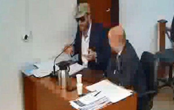 Disfrazado. El abogado Paul Krupnik fue retado por su actitud ante el Tribunal.