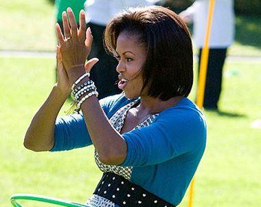Michelle Obama da consejos sobre la vida en pareja