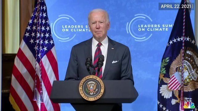 Biden retoma el liderazgo de EEUU en materia ambiental
